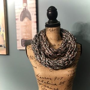 Accessories - Homemade Knit Infinity Scarf